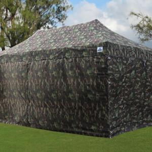 10 x 20 Camouflage Pop Up Tent Gazebo 3