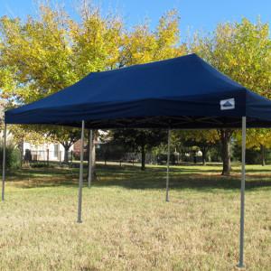 10 x 20 Navy Blue Pop Up Tent Canopy Gazebo 2