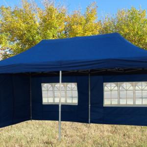10 x 20 Navy Blue Pop Up Tent Canopy Gazebo