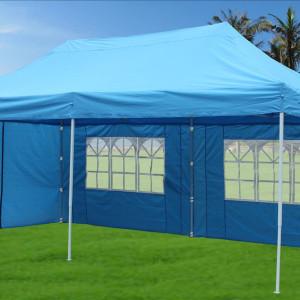 10 x 20 Sky Blue Pop Up Tent Canopy Gazebo 2