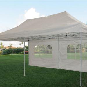 10 x 20 White Pop Up Tent Canopy Gazebo 2