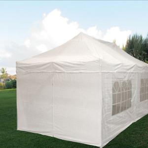 10 x 20 White Pop Up Tent Canopy Gazebo