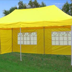 10 x 20 Yellow Pop Up Tent Canopy Gazebo 2