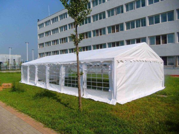 20 x 40 White PVC Party Tent 10