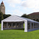 32 x 16 Heavy Duty White Party Tent