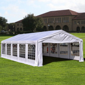 32 x 16 White Party Tent