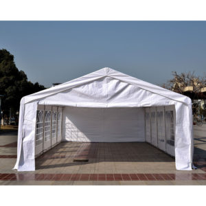 32 x 16 White Party Tent 4