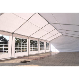 32 x 16 White Party Tent 5