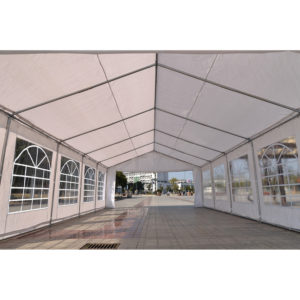 32 x 16 White Party Tent 6