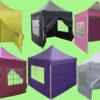 8' x 8' Pop Up Tents