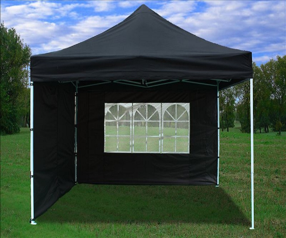8 X 8 Basic Pop Up Tent Multiple Colors