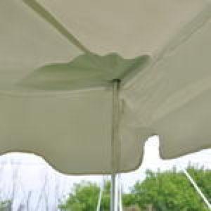 20 x 30 White Pole Tent 4