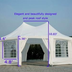 22 x 16 Party Tent Gazebo 2