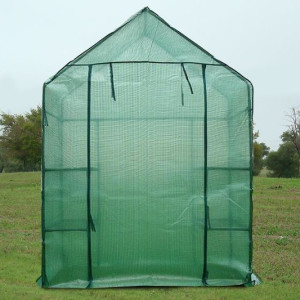 6.5 x 4.6 x 4.6 Portable Greenhouse Canopy 2