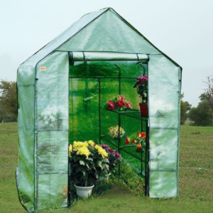 6.5 x 4.6 x 4.6 Portable Greenhouse Canopy