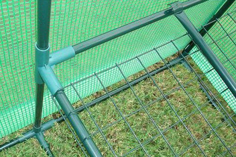 6 5 X 4 6 X 4 6 Walk In Greenhouse Canopy