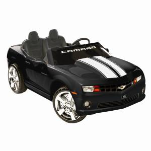 Camero Power Wheel - Black