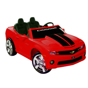 Chevrolet Racing Camaro Red