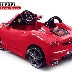 Feber Ferrari Power Wheel 2