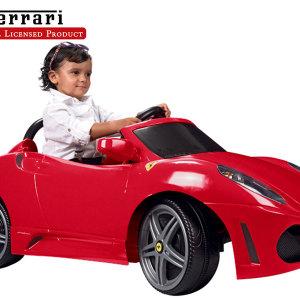 Feber Ferrari Power Wheel 3