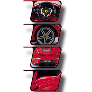 Feber Ferrari Power Wheel 4