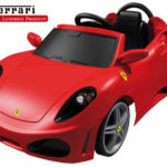 Feber Ferrari Power Wheel