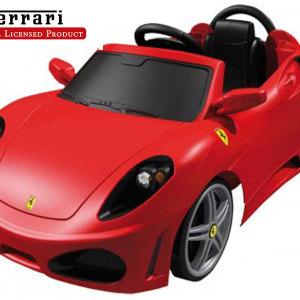 Feber Ferrari Power Wheel