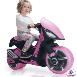 Injusa Dragon Scooter Pink