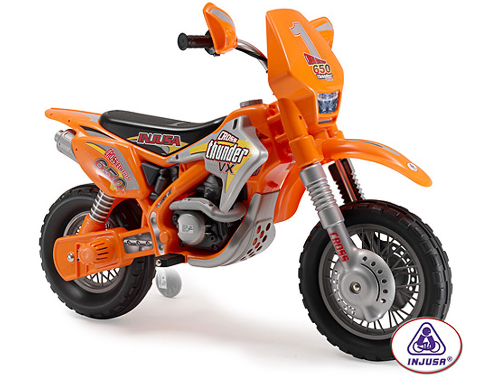 Injusa Motocross Bike Thunder Max VX 12v -