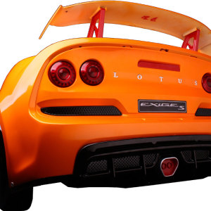 Kalee Lotus Exige Car Orange 4