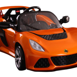 Kalee Lotus Exige Car Orange