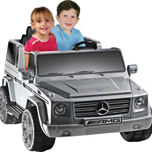Mercedes Benz G55 2