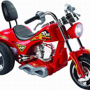 Mini Motos Red Hawk Motorcycle Red 2