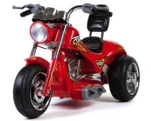 Mini Motos Red Hawk Motorcycle Red