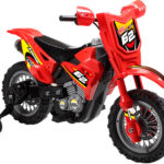 Mini Motots Dirt Bike Red