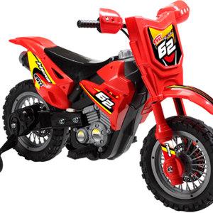 Mini Motots Dirt Bike Red