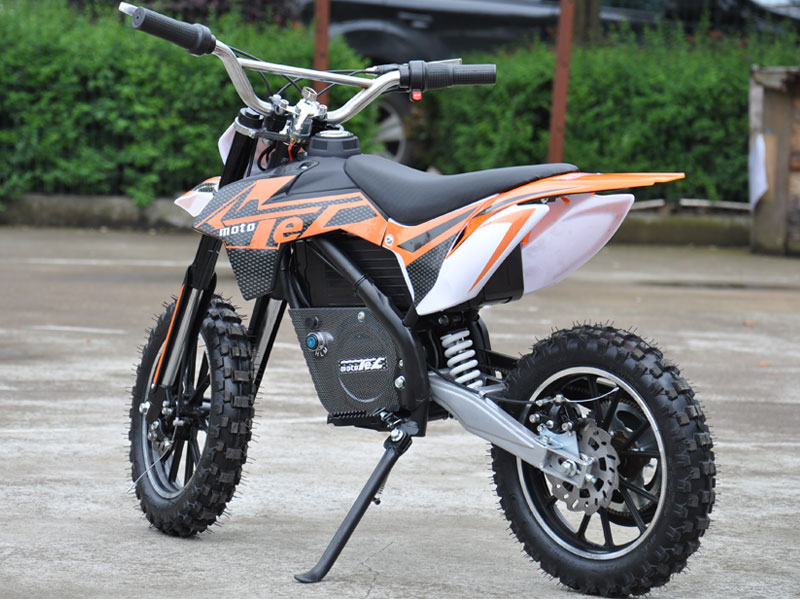 Mototec Electric Dirt Bike 500w 24v