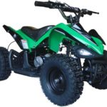 Mototec Electric ATV V2 Green