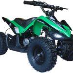 Mototec Electric ATV V2 Green