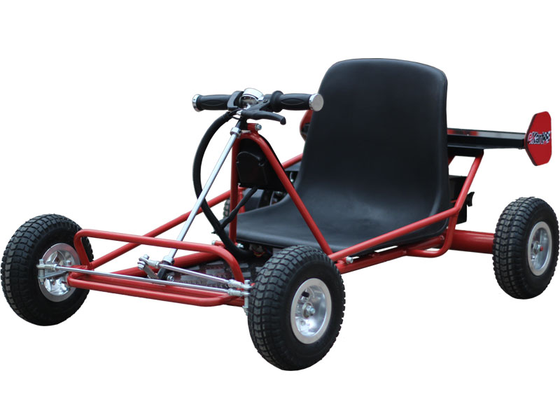 Mototec Solar Electric Go Kart