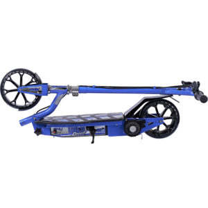 UberScoot 100w Scooter Blue 3