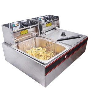 12 Liter Commercial Deep Fryer