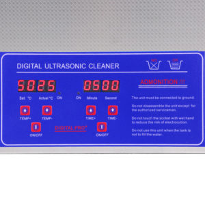 30 Liter Digital Ultrasonic Cleaning Machine 8