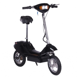 350 Watt Electric Scooter X-370 - Black 2