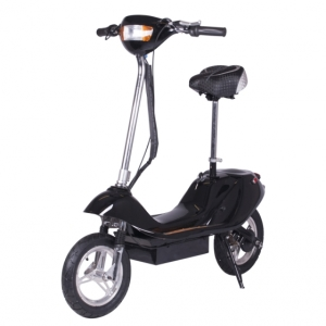 350 Watt Electric Scooter X-370 - Black