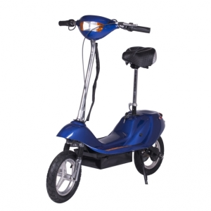 350 Watt Electric Scooter X-370 - Blue