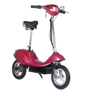 350 Watt Electric Scooter X-370 - Pink 2