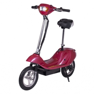 350 Watt Electric Scooter X-370 - Pink