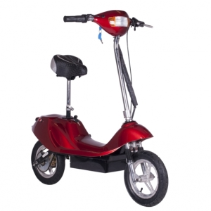 350 Watt Electric Scooter X-370 - Red 2