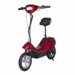 350 Watt Electric Scooter X-370 - Red